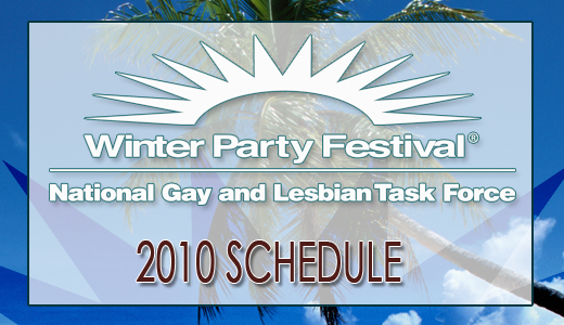 Features 09 Winter Party Schedule