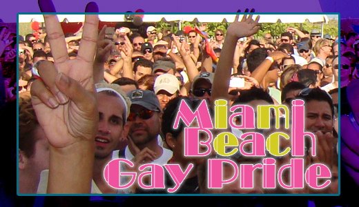 Features 14 Miami Beach Gay Pride