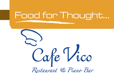 Food for Thought: Cafe Vico